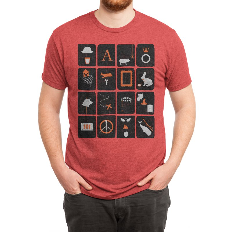 Pictures and Conversations Men's T-Shirt by Threadless Artist Shop