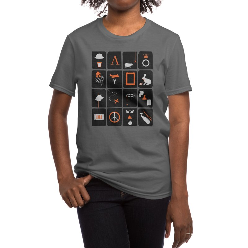 Pictures and Conversations Women's T-Shirt by Threadless Artist Shop