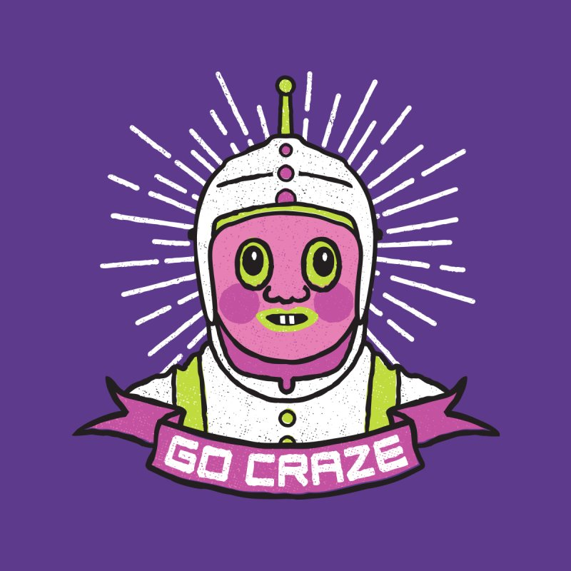 Go Craze Men's T-Shirt by Threadless Artist Shop