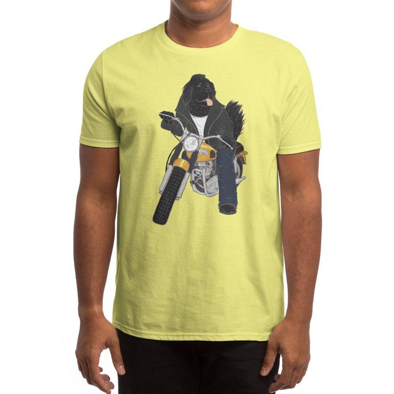 Ruff Rider Men's T-Shirt by Threadless Artist Shop
