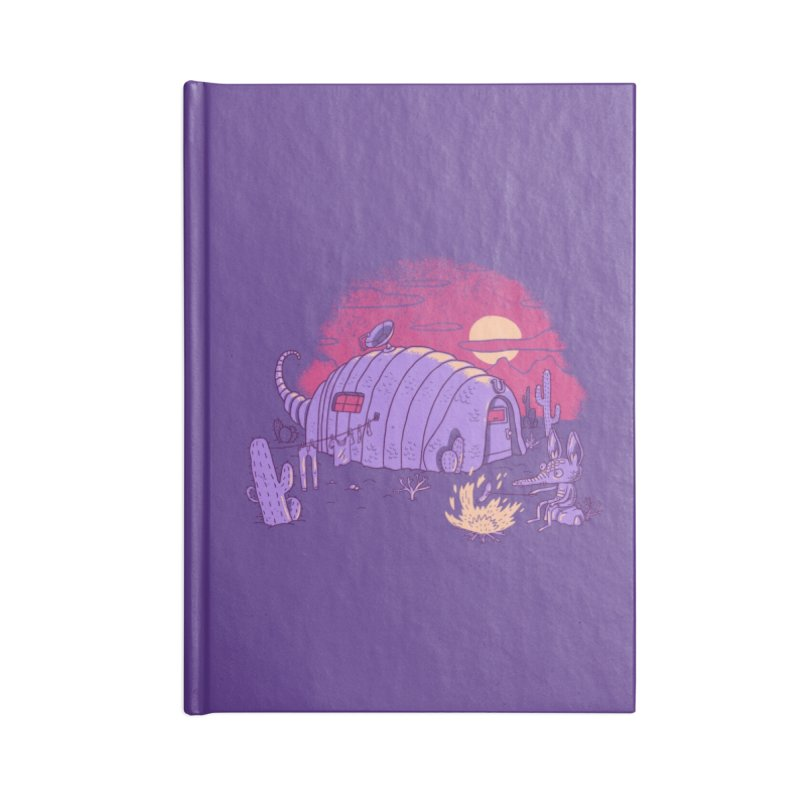 RV-Dillo Accessories Notebook by Threadless Artist Shop