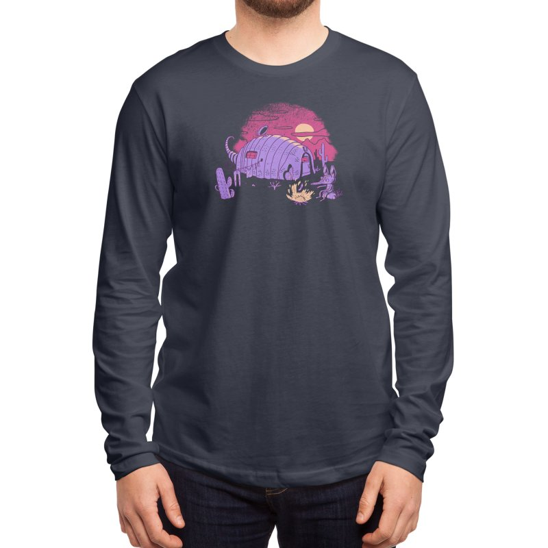 RV-Dillo Men's Longsleeve T-Shirt by Threadless Artist Shop