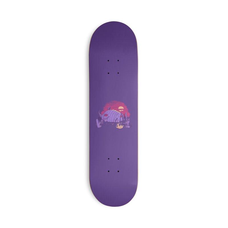 RV-Dillo Accessories Skateboard by Threadless Artist Shop