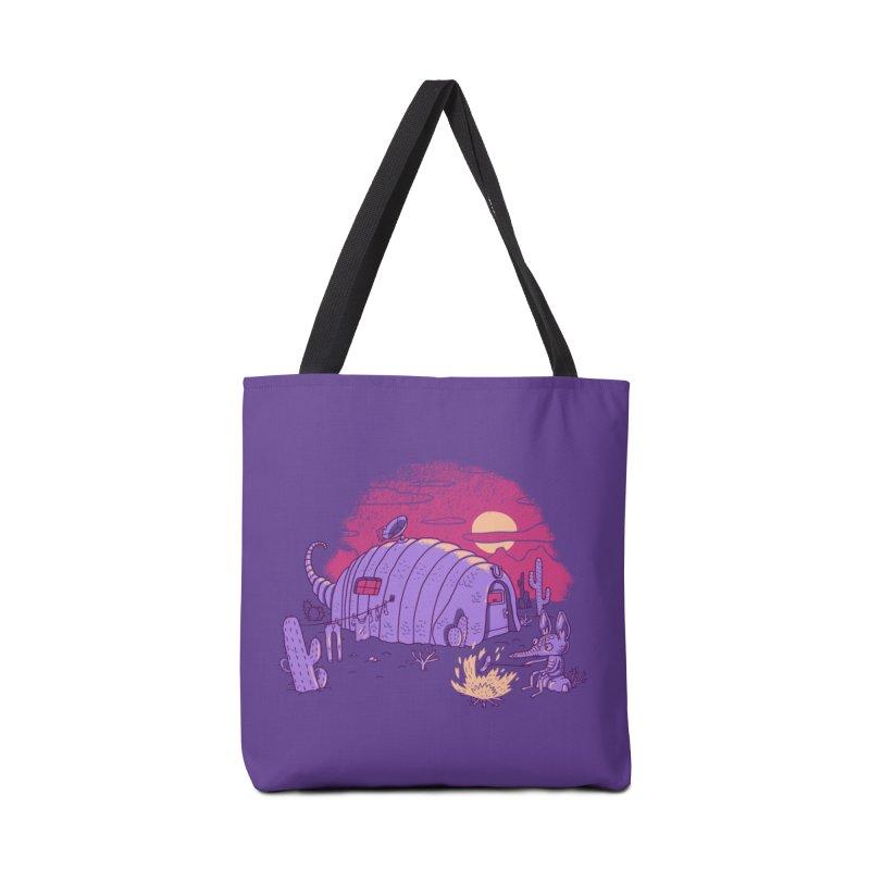 RV-Dillo Accessories Bag by Threadless Artist Shop