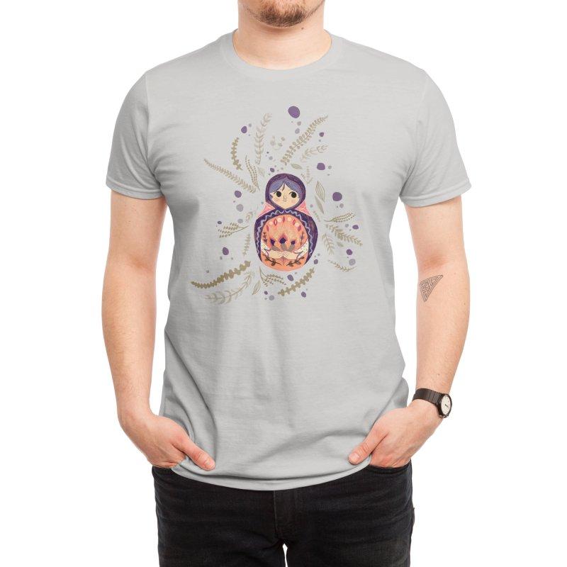 Little Miss Matryoshka Men's T-Shirt by Threadless Artist Shop