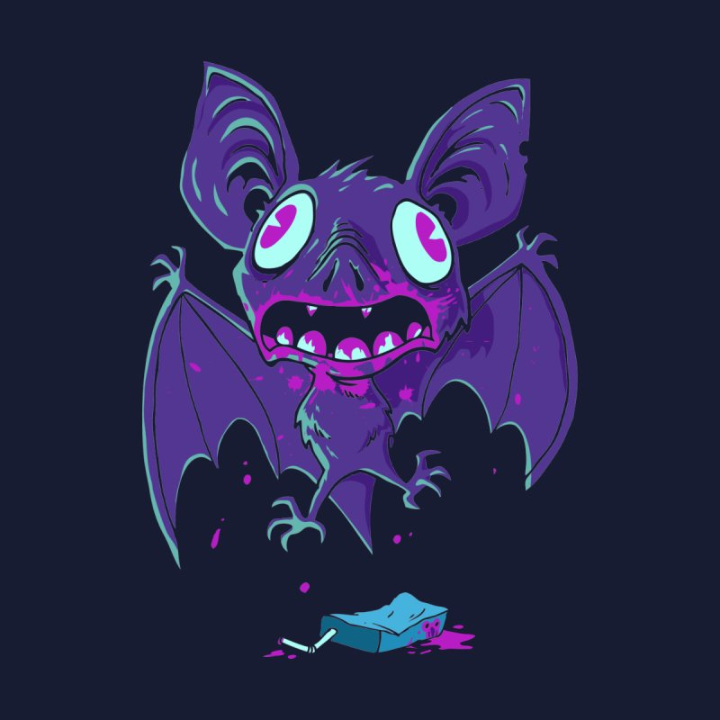 Fruit Bat Men's T-Shirt by Threadless Artist Shop