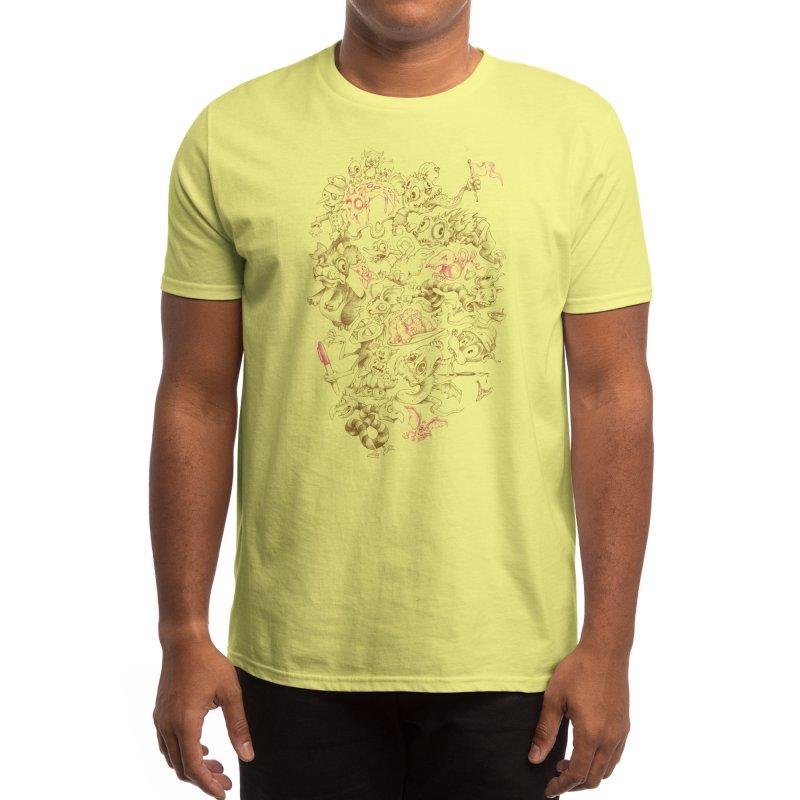 The Looney Bin Men's T-Shirt by Threadless Artist Shop