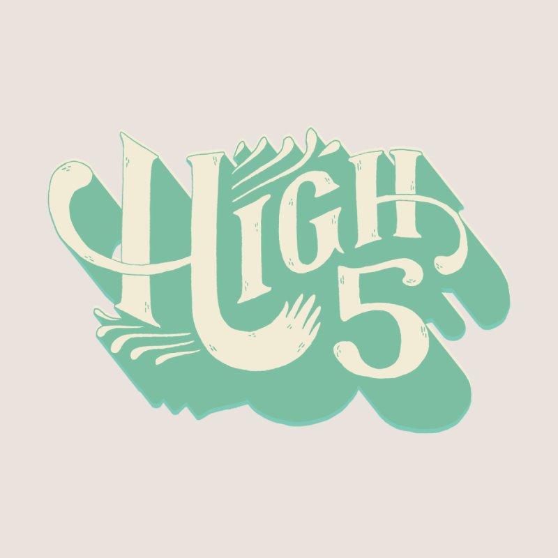 High 5 Men's T-Shirt by Threadless Artist Shop