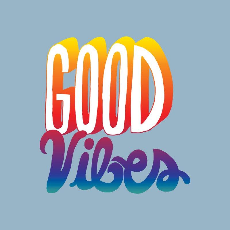 Good Vibes Men's T-Shirt by Threadless Artist Shop