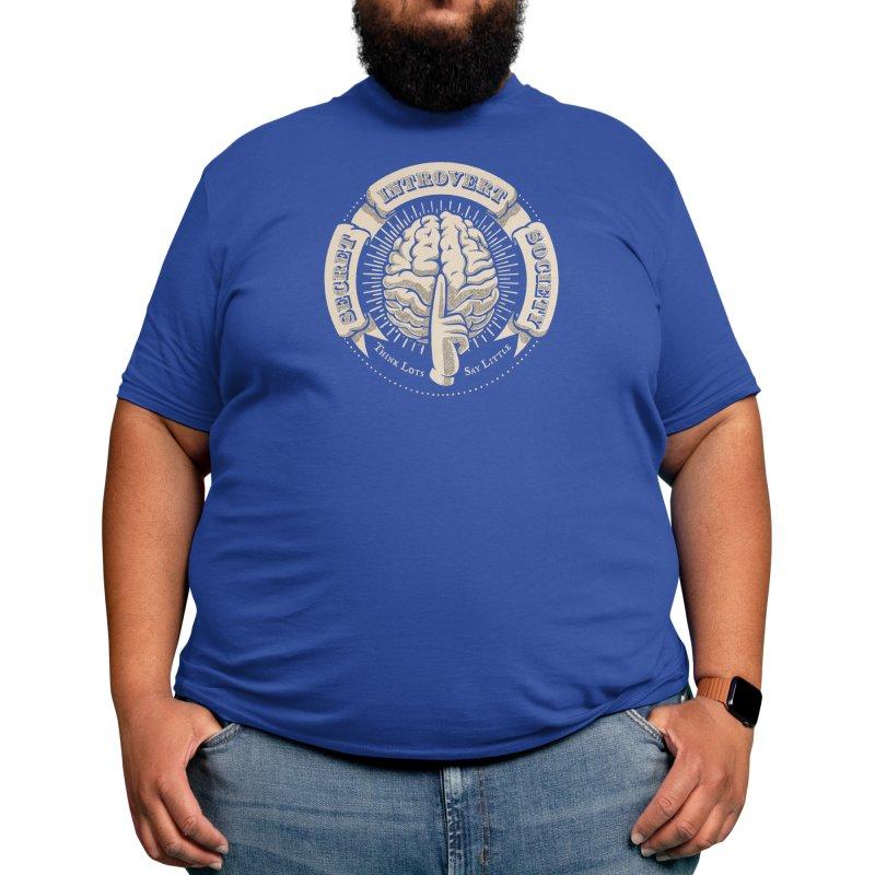 Secret Introvert Society Men's T-Shirt by Threadless Artist Shop