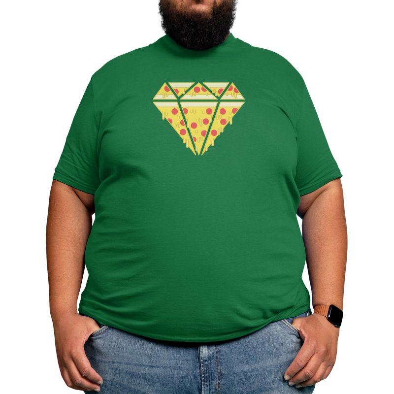 Pizzas are Forever Men's T-Shirt by Threadless Artist Shop