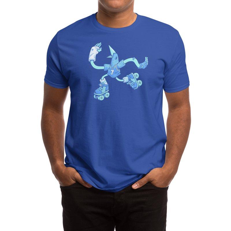 Skatebird Men's T-Shirt by Threadless Artist Shop