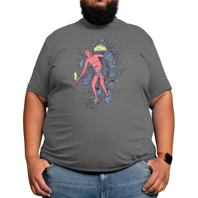 Disconnect Men's T-Shirt by Threadless Artist Shop