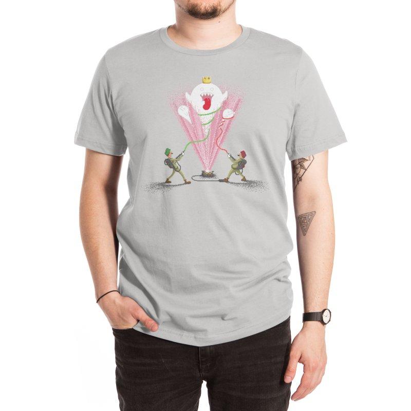 Boo Busters Men's T-Shirt by Threadless Artist Shop