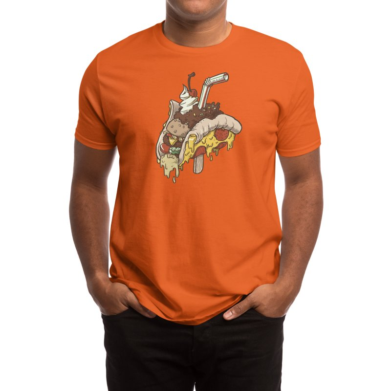 Jonque Cuisine Men's T-Shirt by Threadless Artist Shop