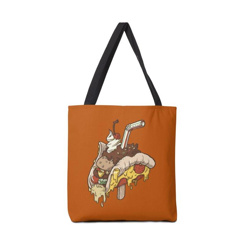 Jonque Cuisine Accessories Bag by Threadless Artist Shop