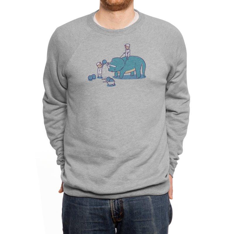 How Bowling Balls are Made Men's Sweatshirt by Threadless Artist Shop