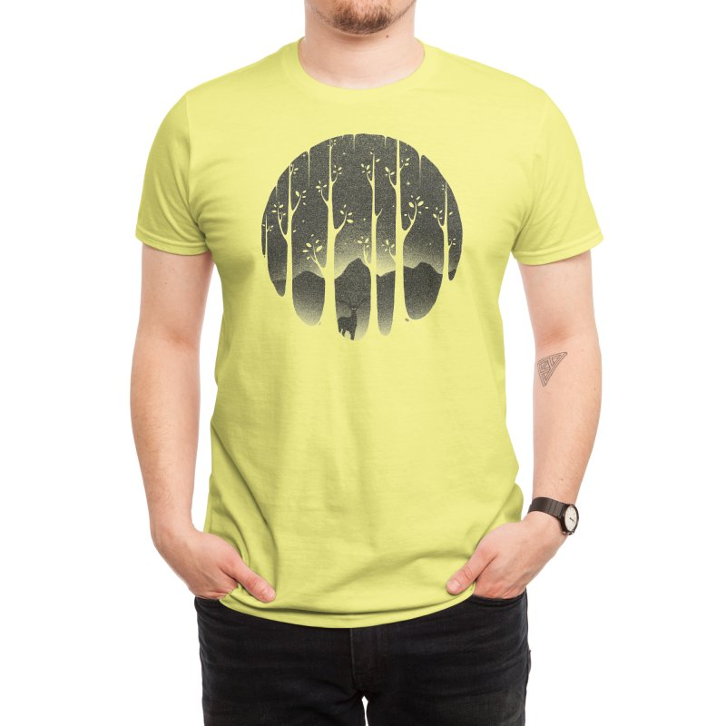 Mistiness Men's T-Shirt by Threadless Artist Shop