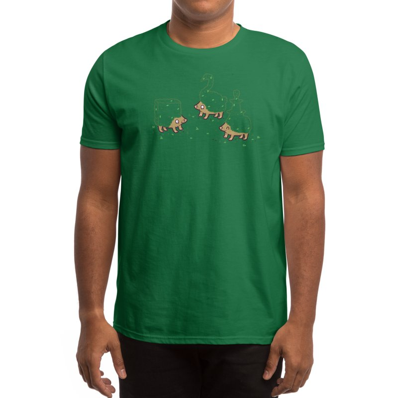 Hedgehogs Men's T-Shirt by Threadless Artist Shop