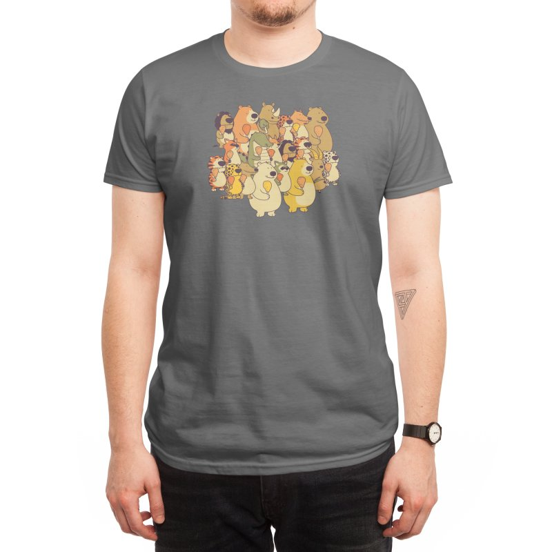 Herbivores In Carnivores Men's T-Shirt by Threadless Artist Shop