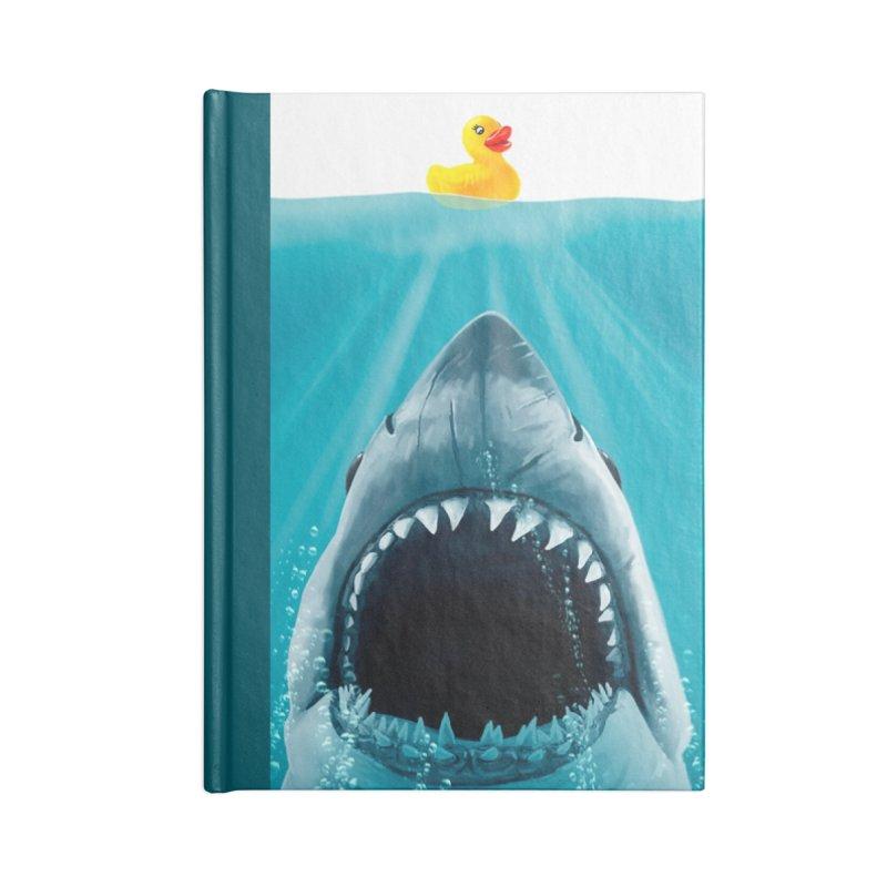 Save Ducky Accessories Notebook by Threadless Artist Shop