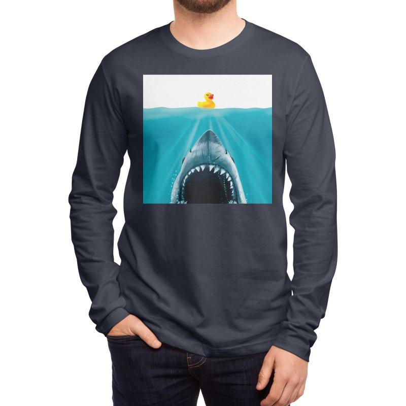 Save Ducky Men's Longsleeve T-Shirt by Threadless Artist Shop