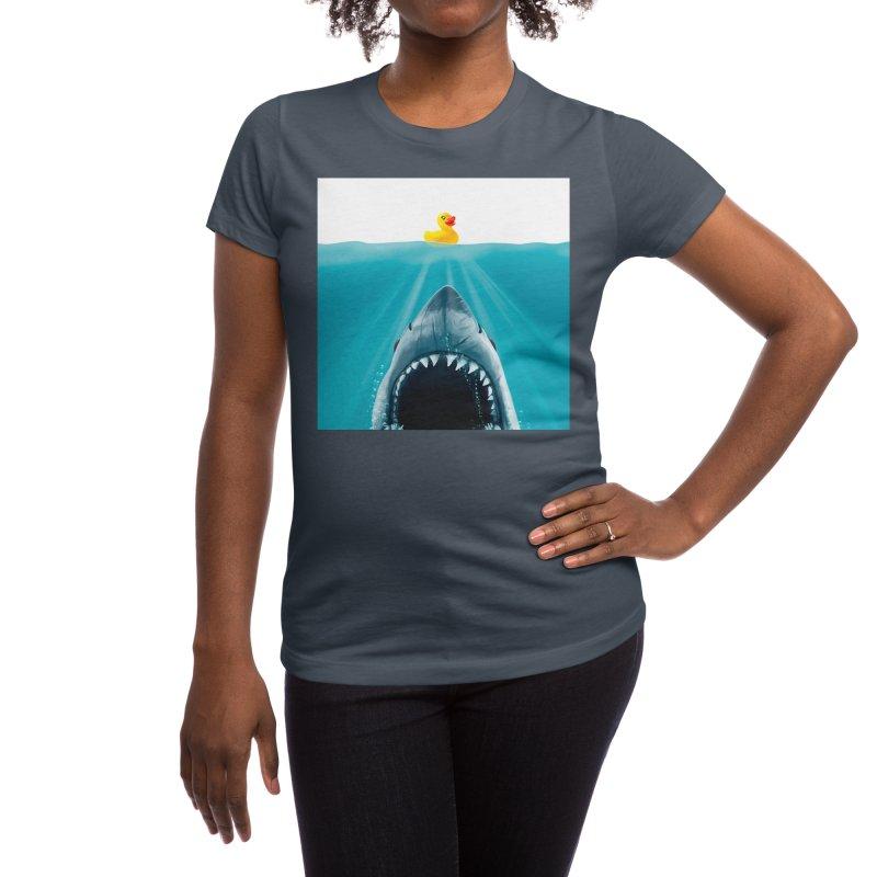 Save Ducky Women's T-Shirt by Threadless Artist Shop