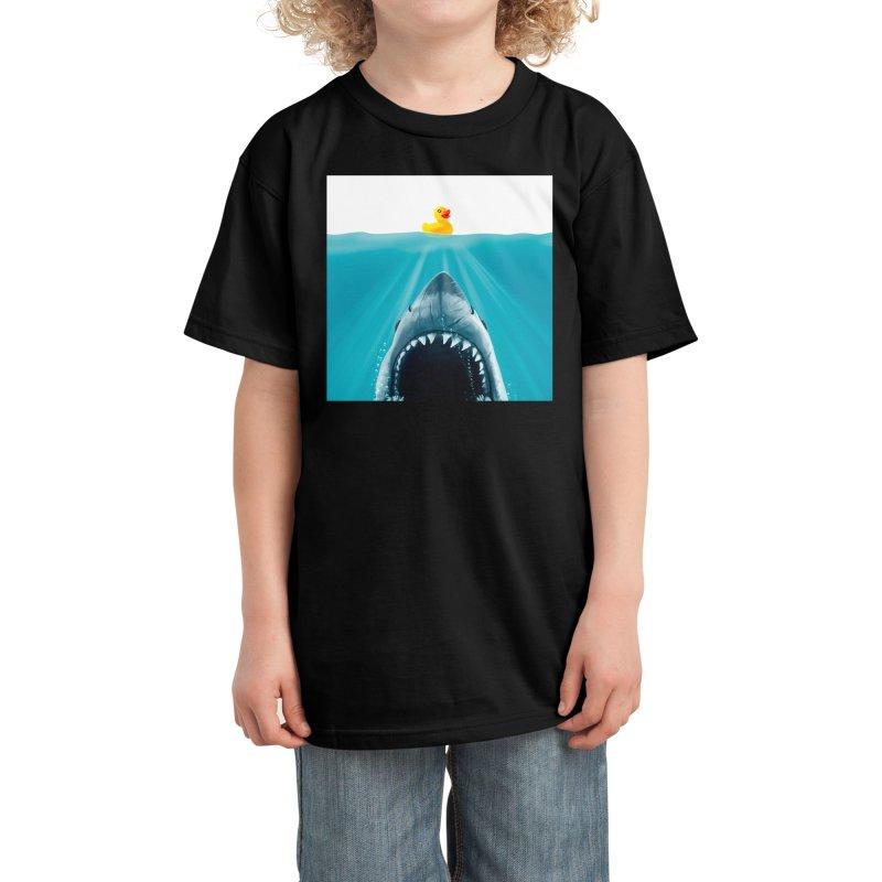 Save Ducky Kids T-Shirt by Threadless Artist Shop