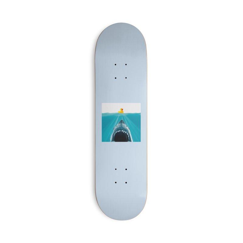 Save Ducky Accessories Skateboard by Threadless Artist Shop