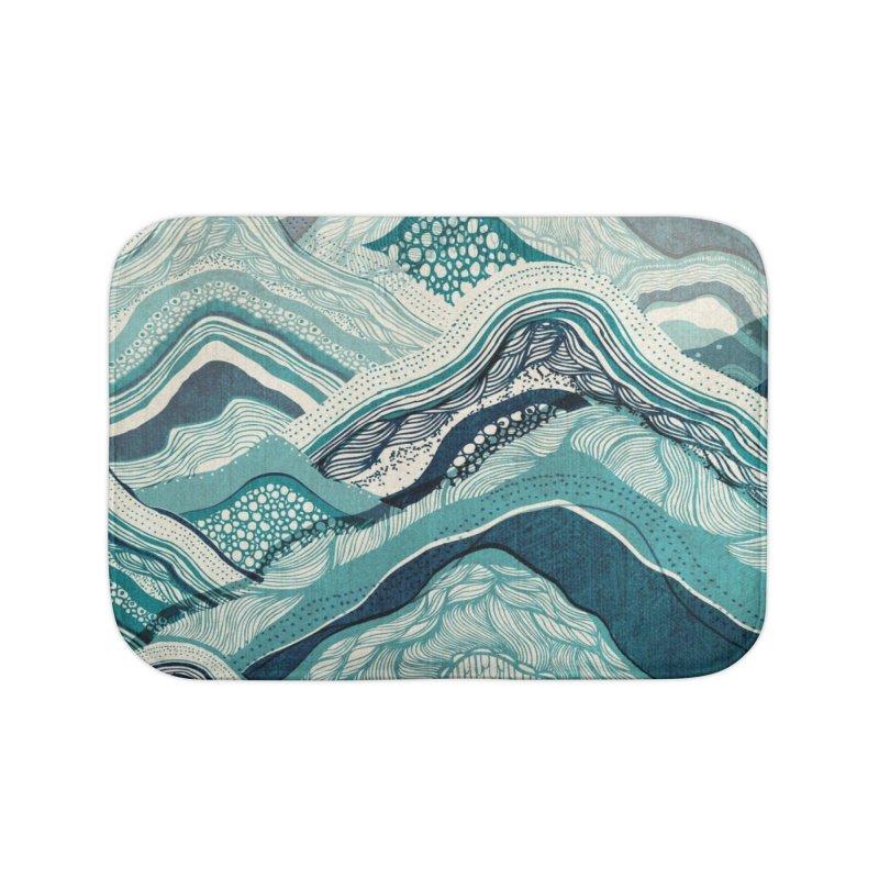Crash Home Bath Mat by Threadless Artist Shop