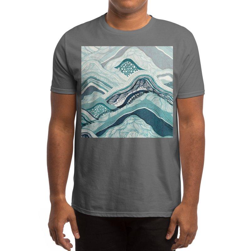 Crash Men's T-Shirt by Threadless Artist Shop