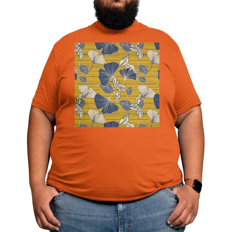 Flowery autumn Men's T-Shirt by Threadless Artist Shop