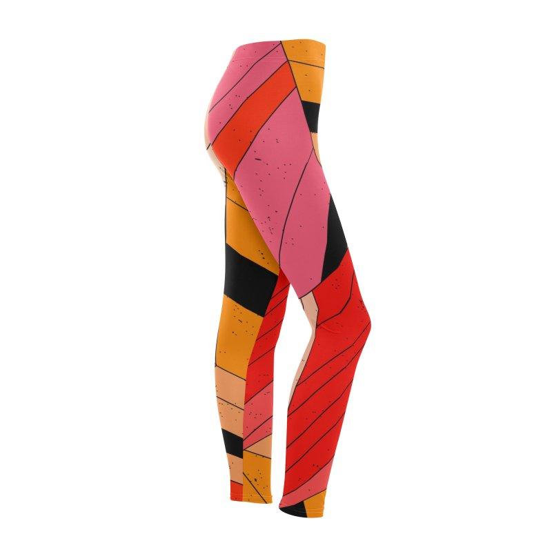 Geometric composition Women's Bottoms by Threadless Artist Shop