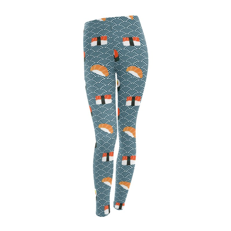 Sushi Pattern Women's Bottoms by Threadless Artist Shop