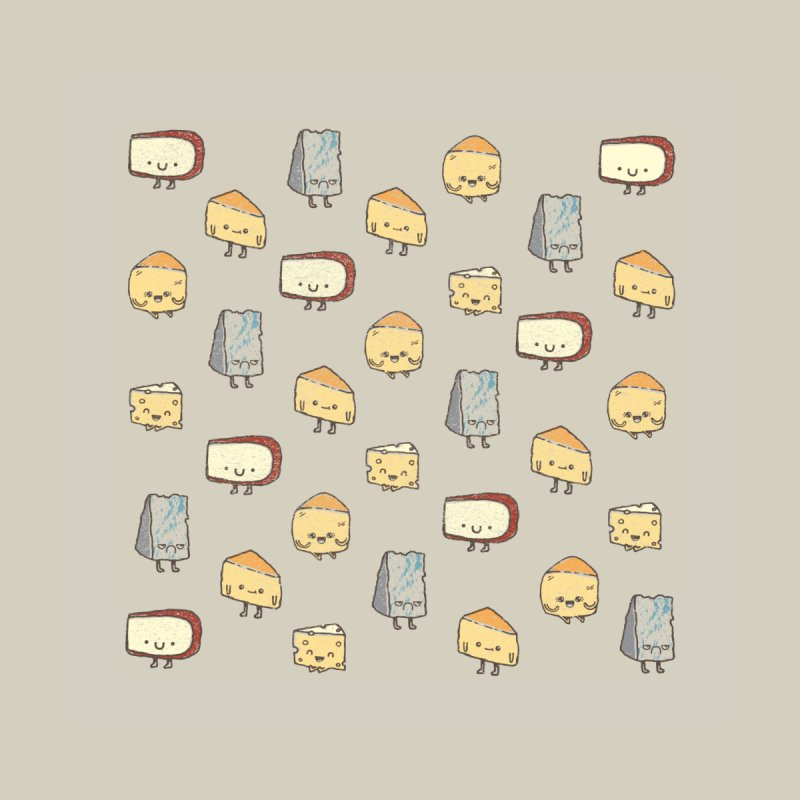 CHEESE DOODLES HOORAY!! Home Rug by Threadless Artist Shop