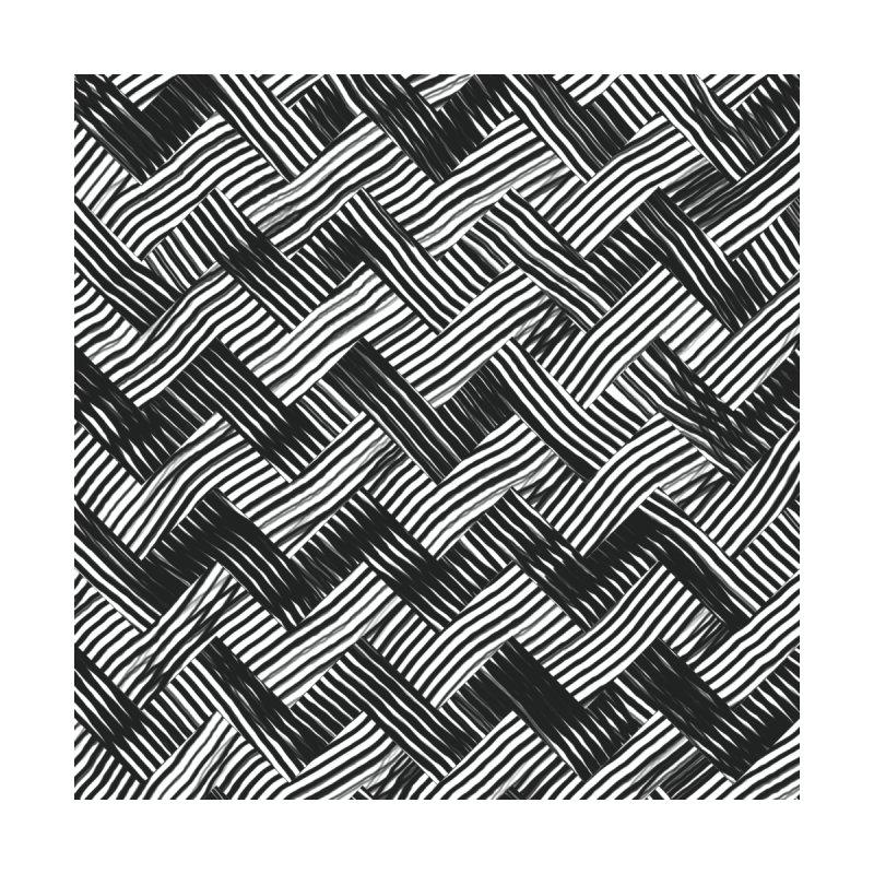 abstract chevron weave Men's T-Shirt by Threadless Artist Shop