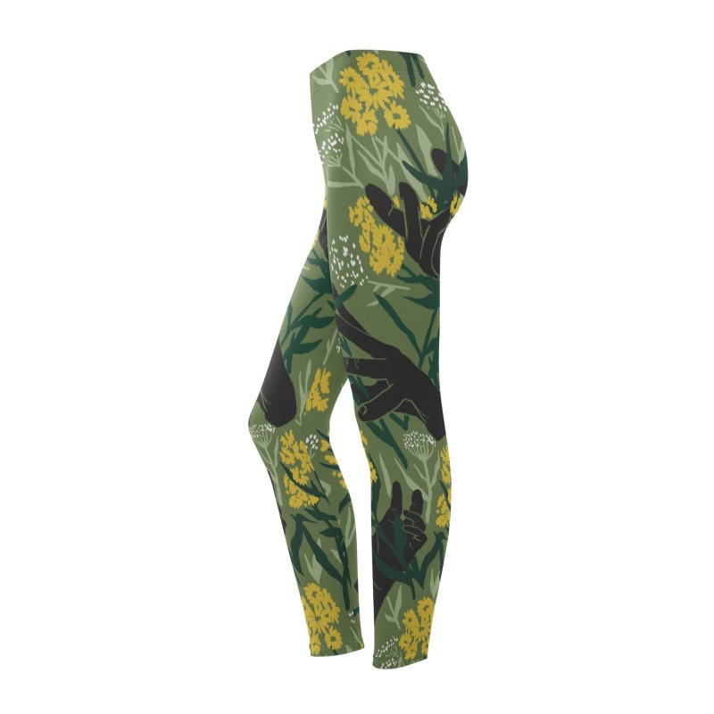 Green Thumb Women's Bottoms by Threadless Artist Shop