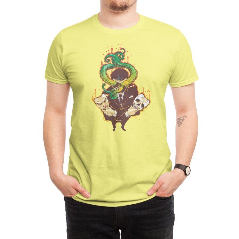 Faceless Man Men's T-Shirt by Threadless Artist Shop