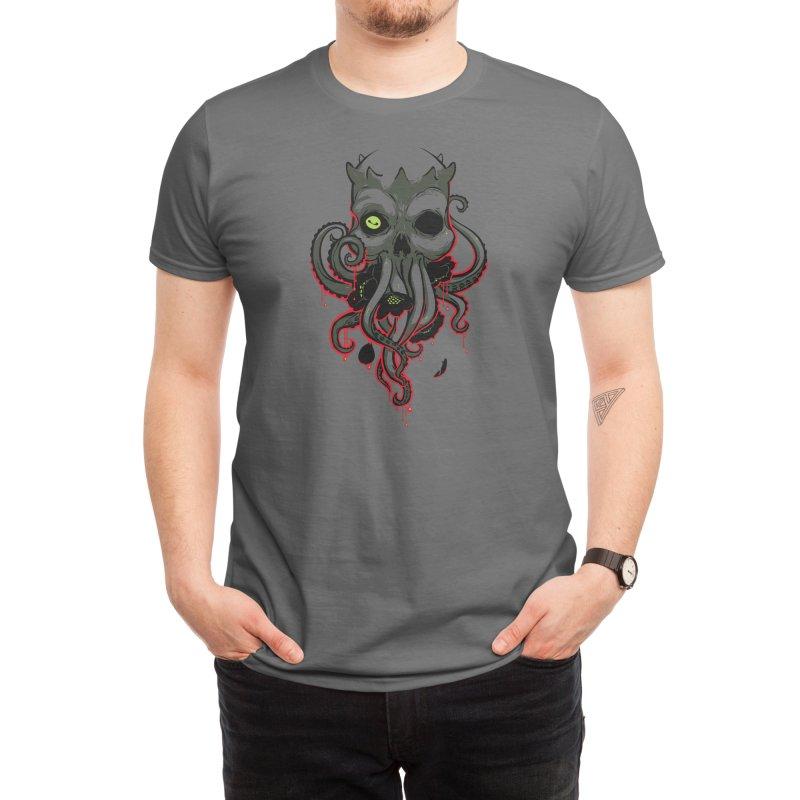 Lovecraft Men's T-Shirt by Threadless Artist Shop