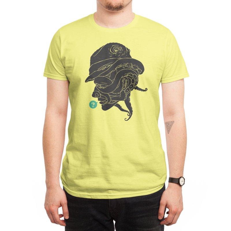 Mr. Unknown Men's T-Shirt by Threadless Artist Shop