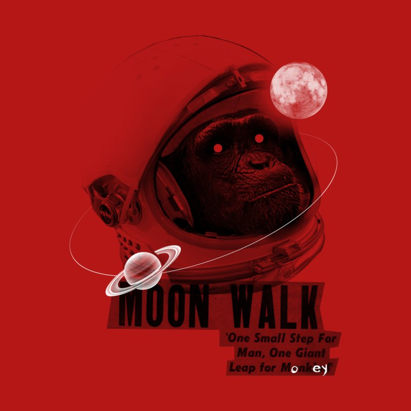 Space Monkey Men's T-Shirt by Threadless Artist Shop