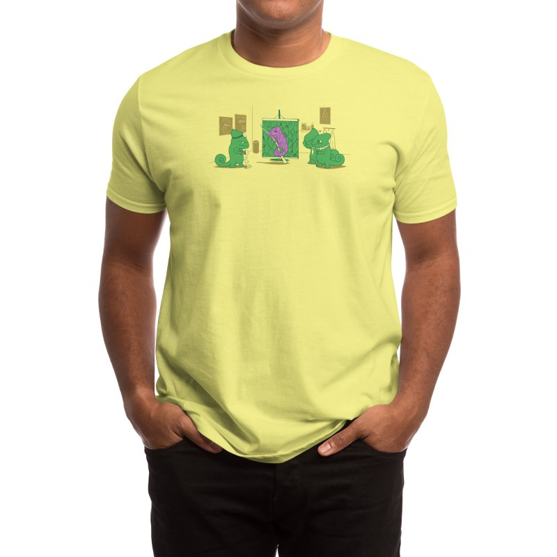 Uncovering the Problem Men's T-Shirt by Threadless Artist Shop