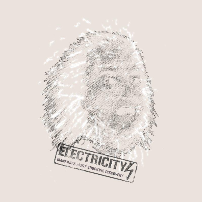 Electricity... Men's T-Shirt by Threadless Artist Shop