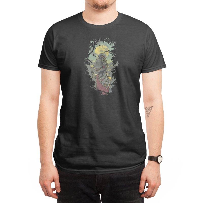 Tyrantosaurus Rex Men's T-Shirt by Threadless Artist Shop