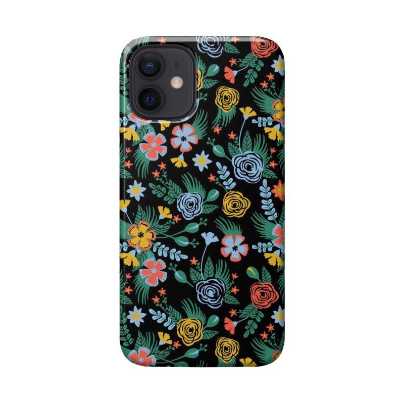 Flower Bucket Accessories Phone Case by Threadless Artist Shop