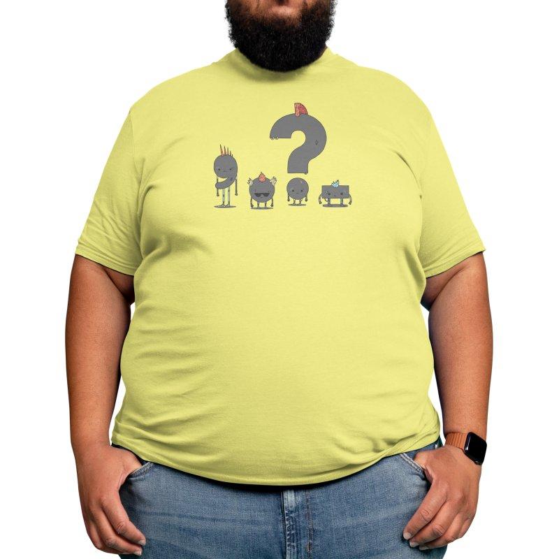 Punktuation Mark Men's T-Shirt by Threadless Artist Shop