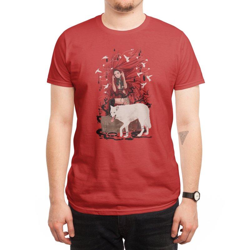 Jet Lag Men's T-Shirt by Threadless Artist Shop