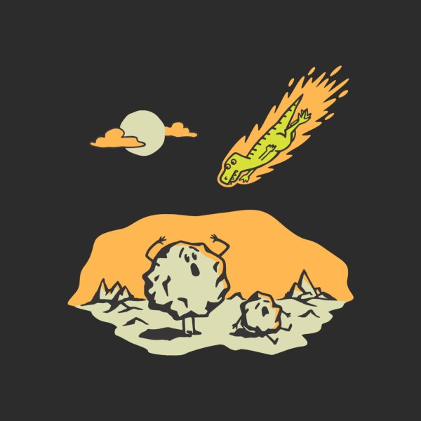 image for Dinosaur Meteor