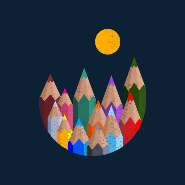 image for 12 Colour Mountains