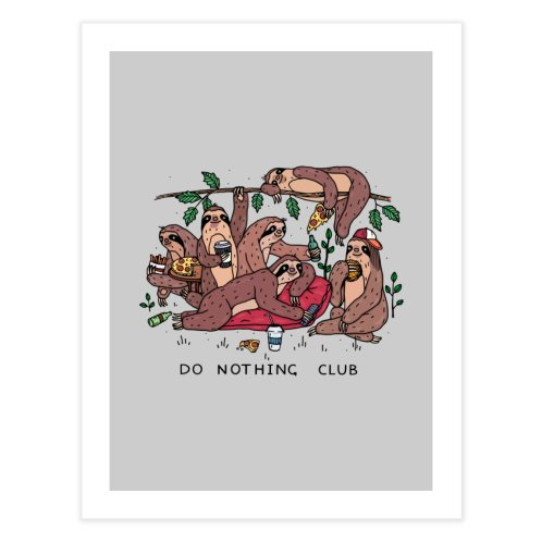 image for Do Nothing Club